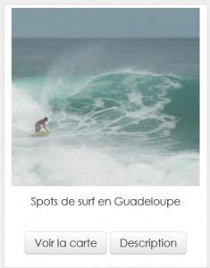 surf guadeloupe